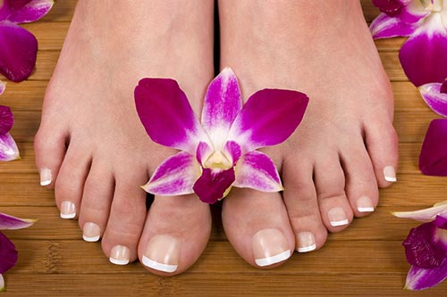 pedicures Weaverville NC