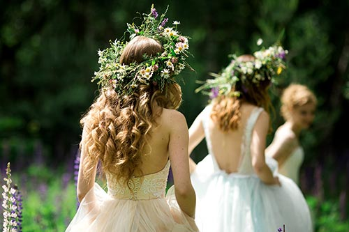 Weddings Bridal Parties Weaverville, NC