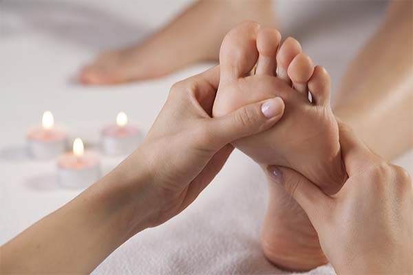 Foot Massage Salon Weaverville NC