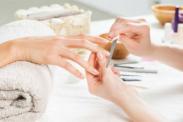 Manicure Pedicure Weaverville NC Spa